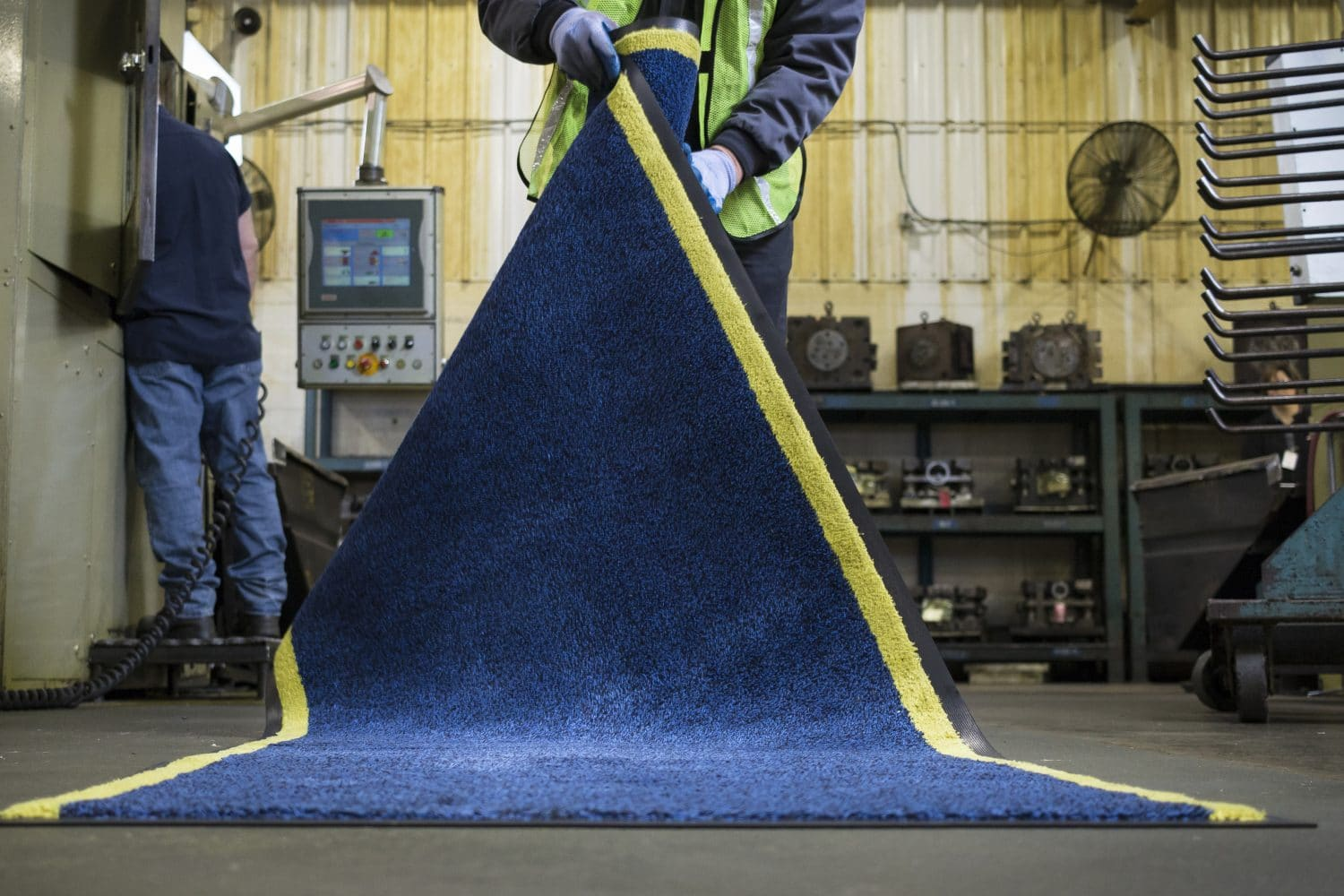 SlipBusters Oil Absorbent Mat