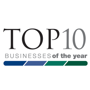 Top 10 Business of the Year Award