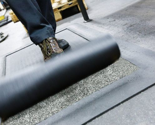 SAFEmat safety floor mat