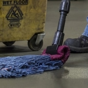 commercial floor mop