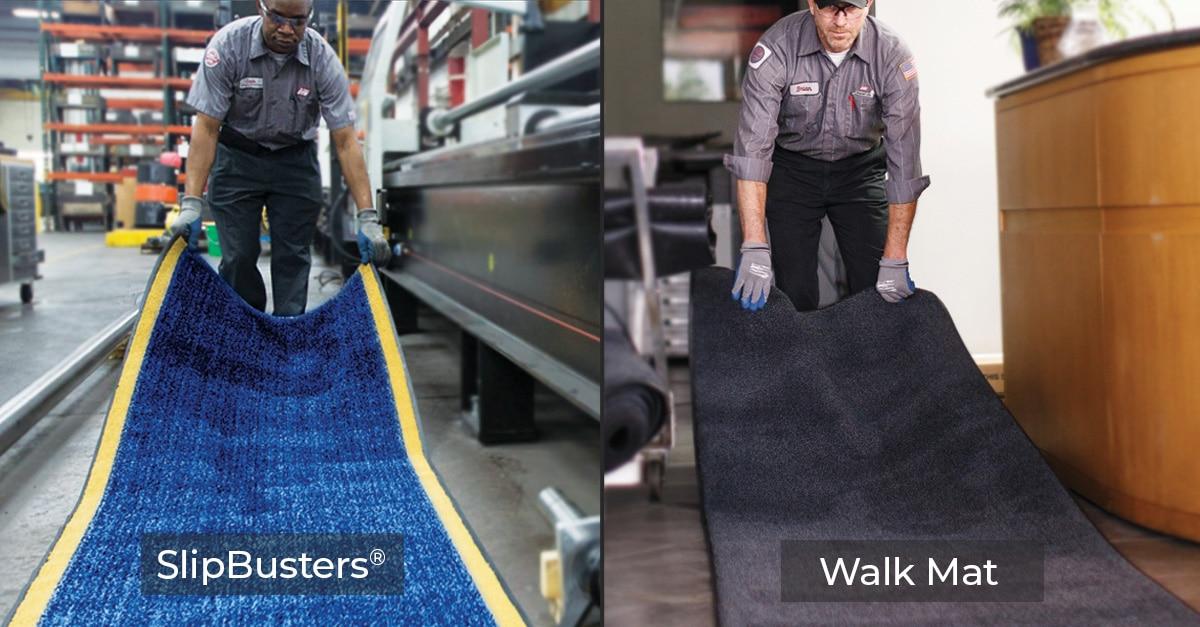 compare industrial floor mats